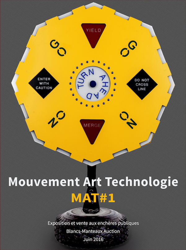 Mouvement Art Technologie – MAT#1