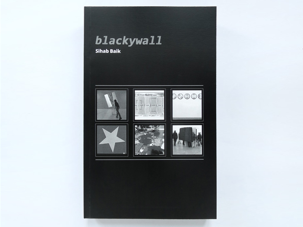Blackywall © Claude Closky